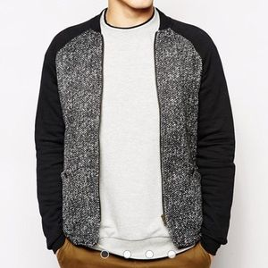 *3/$25* NATIVE YOUTH Cozy Zip Up Jacket Sweater